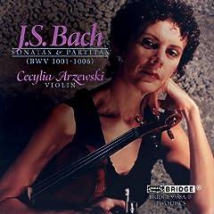 Partita No. 1 in B Minor, BWV 1002: VII. Tempo di Borea