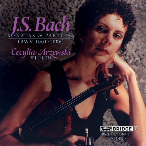 Partita No. 1 in B Minor, BWV 1002: IV. Double (Presto)
