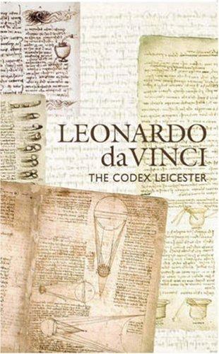 Leonardo Da Vinci: The Codex Leicester by Philip Cottrell (2007-06-01)