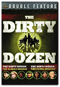 Dirty Dozen: Fatal Mission & Deadly Mission [Import USA Zone 1]
