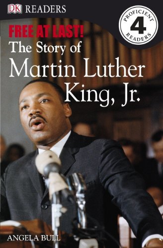 Free at last! : the story of Martin Luther King, Jnr.