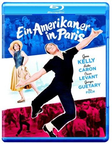 Ein Amerikaner in Paris [Blu-ray]