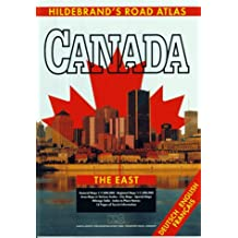 Canada Est Atlas. : 1/7 000 000