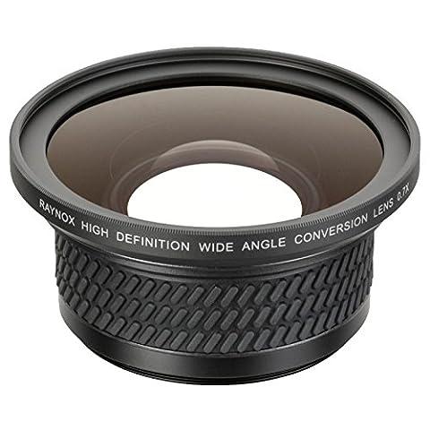 Raynox HD-7062 Bague d'adaptation 0,7 x pour Lentille 62 mm