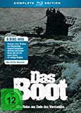 Das Boot - Complete Edition (+ Bonus-BD) (+ Soundtrack CD) (Hörbuch) [Blu-ray]