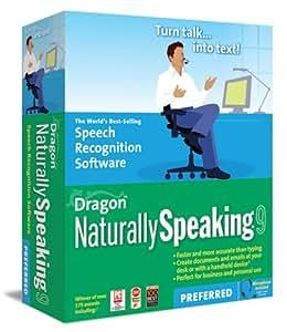 Dragon NaturallySpeaking 9 (Preferred Edition)