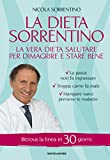 Image de La dieta Sorrentino (Italian Edition)