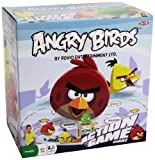 Tactic - rovio ANGRY BIRDS GIANT ACTION GAME con legnetti e due personaggi