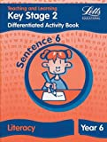 Key Stage 2 Literacy: Sentence Level Y6: Differentiated Activity Book (Letts Primary Activity Books for Schools)