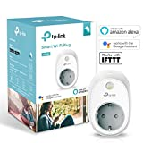 TP-LINK WiFi Smart Socket White