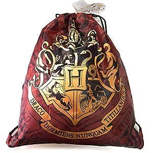 514NCM49CQL. SS300  - Harry Potter - Saco Mochila Unisex 41x34 cms SURTIDO