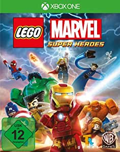 Lego Marvel Super Heroes [import allemand]