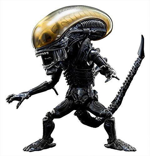 """[Configuracioen del metal hibrido """"Alien"""" # 023 altura extranjero de unos 14 centimetros pintado figura de accioen 1"""