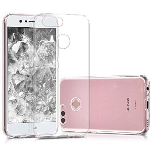 kwmobile Huawei Nova 2 Hülle - Handyhülle für Huawei Nova 2 - Handy Case in Transparent