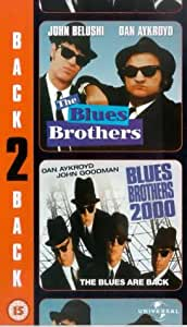 The Blues Brothers/Blues Brothers 2000 [VHS] [1998]