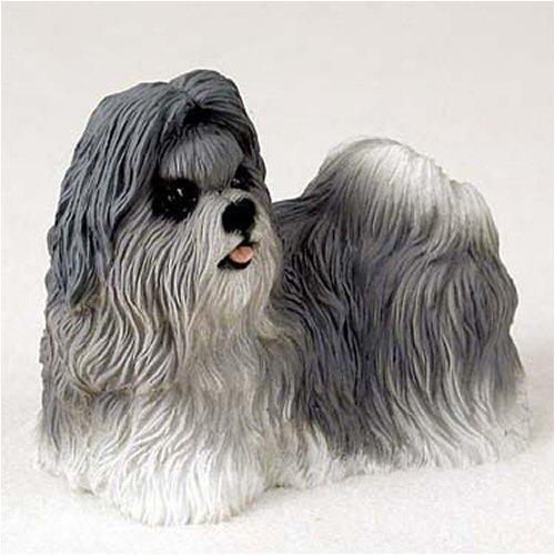 Conversation Concepts Shih Tzu, Hundefigur, 10,2 cm, Grau -