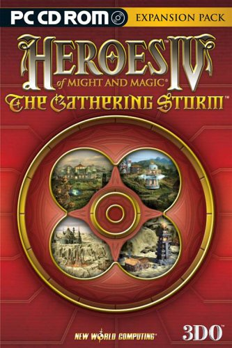 Heroes of Might + Magic 4: The Gathering Storm