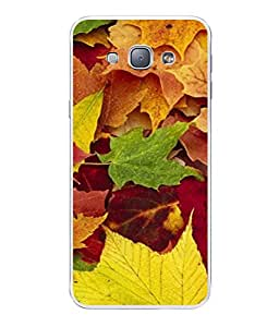 PrintVisa Designer Back Case Cover for Samsung Galaxy A8(2016) (Neem Photography Bright Contrast Background Image)