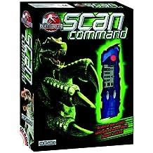 Jurassic Park 3 - Scan Command
