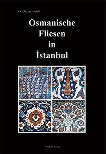 Osmanische Fliesen in Istanbul - Dekorative Glas-fliese