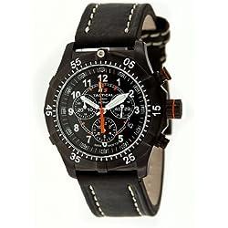 H3 Tactical Herren-Armbanduhr Commander, Chronograph, H3.322271.11