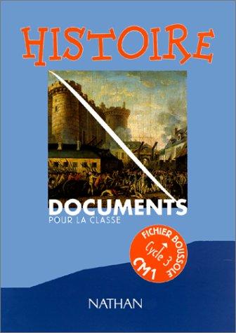 Histoire CM1, cycle 3 : documents pour la classe