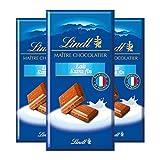 Lindt Maître Chocolatier - Lait Extra Fin - 110 g, Lot de 3