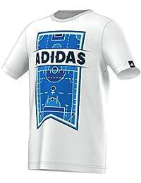 adidas Pitch Lineage - Camiseta para niño