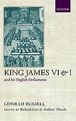 King James VI/I and his English Parliaments