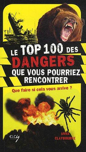 Le Top 100 des dangers que vous pourriez rencontrer