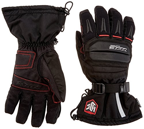 HJC Helmets Mens Extreme Cold Weather Gloves (Black, X-Large)
