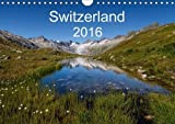 Switzerland Mountainscapes 2016: A Journey Through the Beautiful Swiss Mountain Scenery in Four Seasons (Calvendo Places) by Sandra Schaenzer (2015-05-11)