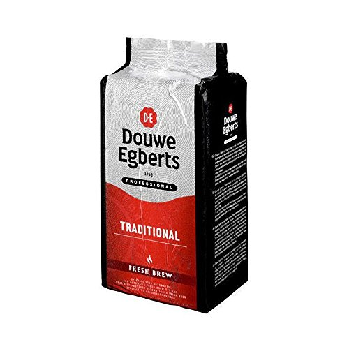 Douwe Egberts Traditional Blend Freshbrew Filter Coffee 1kg Ref A01310  Douwe Egberts Traditional Blend Freshbrew Filter Coffee 1kg Ref A01310 514NPJGTW8L