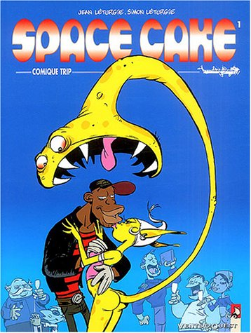 Space Cake, tome 1 : Comique trip