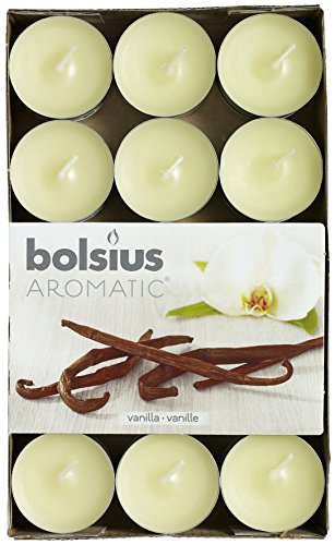 Aromatic-Vanilla-Scented-Tealight-Paraffin-Wax-Vanilla-Pack-of-30