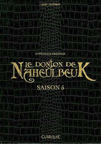 Le Donjon de Naheulbeuk - Intégrale saison 5 par John Lang
