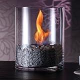 Carlo Milano Bio Ethanol Feuerschalen: Glas-Dekofeuer