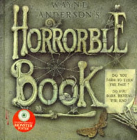 Wayne Anderson's horrorble book.