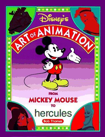 Disney's Art of Animation por Bob Thomas
