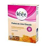 Veet Epilation Perles de Cire Chaude - Cire d'abeille 100%...