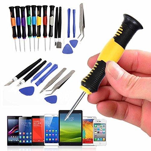 DIY Crafts®Work Repair Tool Set Kit Mobile Phone 16 in1 Screwdriver For Gadgetm