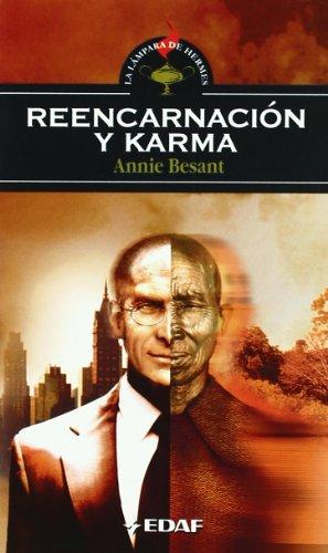 Reencarnación y karma (EDAF Bolsillo) por Annie Besant