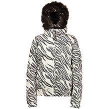 Protest Alyssa nieve de la mujer chaquetas, mujer, color blanco crema, tamaño 2X-Large/Size 44