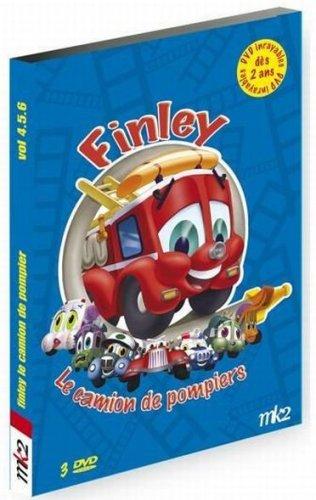 Finley Le Camion De Pompiers Volume 4.5.6