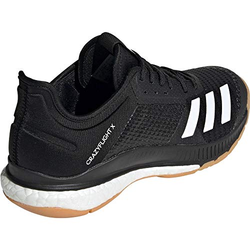 adidas Performance Crazyflight X 3 Hallenschuh Damen schwarz/weiß, 9.5 UK - 44 EU - 11 US