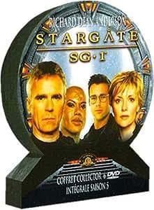 Stargate SG1 - L'Intégrale Saison 5 - Coffret 6 DVD