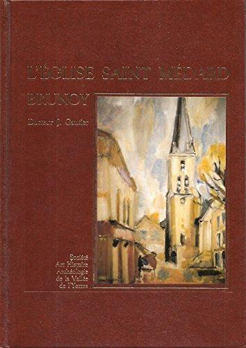 L'église Saint-Médard de Brunoy
