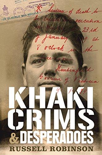 Khaki Crims and Desperadoes (English Edition) -