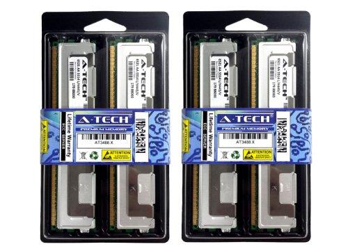 4GB KIT (2x 2GB) RAM für die Sun Microsystems Sun Fire X2250X4150X4250X4450Sun SPARC Enterprise T5140T5220T5240T5440, Sun Blade T6340X6250X6450X8450Sun Norddeutsche Erdgas-Transversale T5220T5440PC2-5300DDR2ECC FB Dimm Voll gepuffert Server Memory 32GB Kit (4x8GB) -