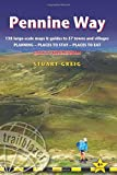 Pennine Way: Trailblazer British Walking Guide from Edale to Kirk Yetholm with 138 Large-Scale Maps & Guides to 57 Towns and Villages (British Walking Guides)